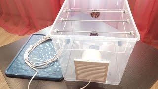 видео Сушилка для рыбы с вентилятором
