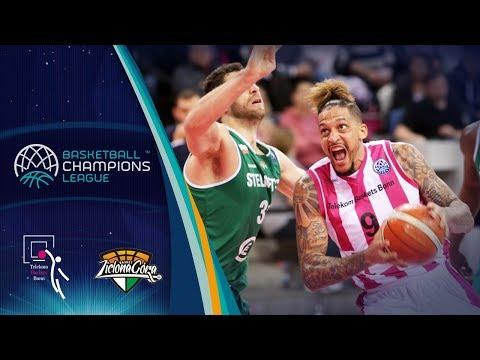 Telekom Baskets Bonn v Stelmet Zielona Gora - Full Game - Basketball Champions League