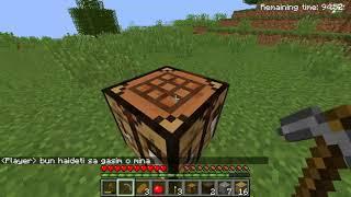 Minecraft pe pc ep 1!!!