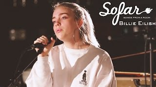 Billie Eilish - Six Feet Under | Sofar Los Angeles
