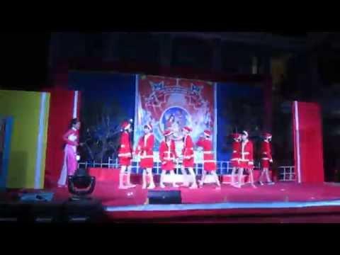 Tiết mục nhảy: Jingle Bell - Giáng Sinh 2013