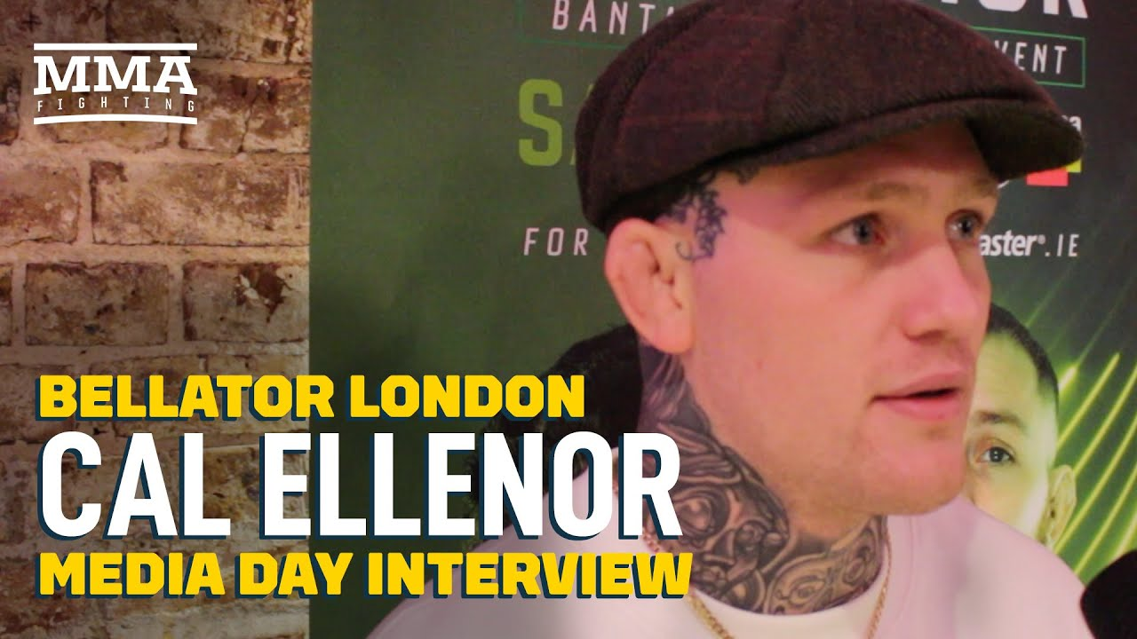 Cal Ellenor Motivated By Memory Of His Mother Ahead Of James Gallagher Clash - MMA Fighting