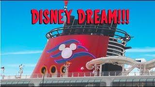 Boarding the Disney Dream! Sunday Storytime ep  23