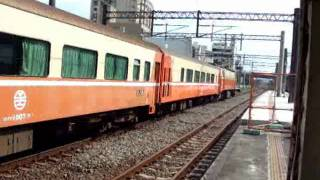 7月份台鐵影片(自強號莒光號太魯閣號貨物列車、紅斑馬、太魯閣)