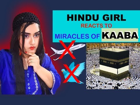 Download Lagu Hindu Girl Reacts To MIRACLES OF ALLAH | AIRPLANES CANNOT FLY OVER KAABA SHARIF | REACTION |