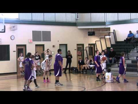 "CCISAA Basketball Tournament 2014 - Winston Salem Christian School ""LIONS"""