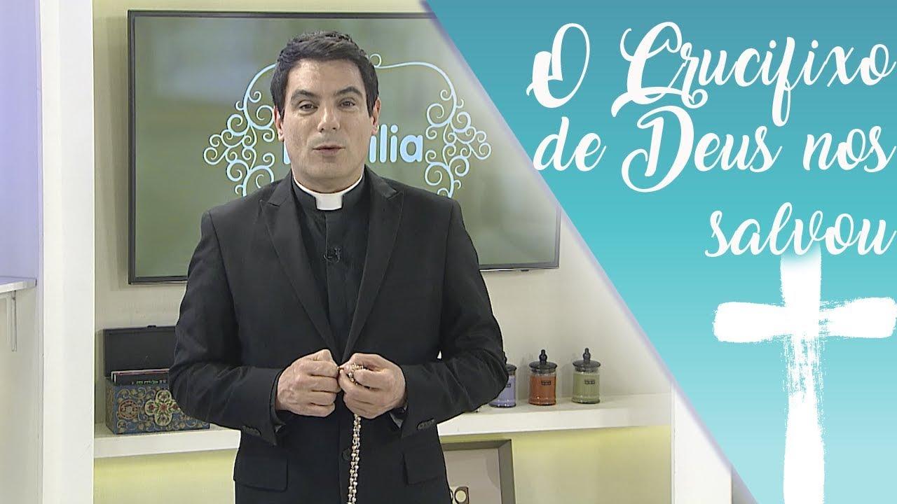 Padre Juares De Castro: O Crucifixo De Deus Nos Salvou