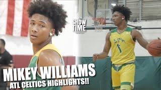 Mikey Williams Full Atlanta Highlights! Crazy Dunks & Shots!! Still #1 10th Grader In The Country??