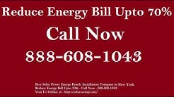 Best Solar Power (Energy Panels) Installation Company in Garden City New York NY