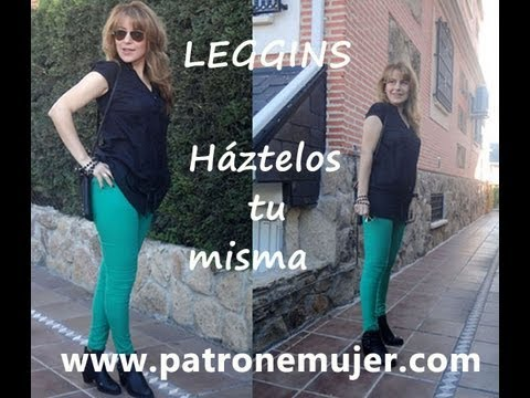 Mujer en calzas de leopardo - 3 part 3