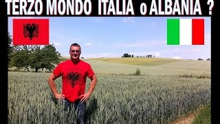 MA CHI E' IL TERZO MONDO ITALIA o ALBANIA ?(Dopo che per anni hanno butta merda sull'Albania ,Lambrenedetto vi pone questa domanda , chi e' il terzo mondo Italia o Albania ..., 2015-07-02T14:34:46.000Z)
