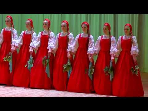 Хоровод «Берёзка» - Шедевр русского танца!