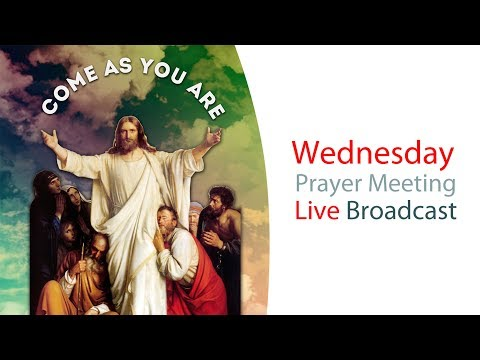 CRL English Prayer Meeting 25-Oct-2017 (The Fragrance of the Lord flowing through our lives)