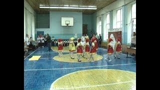 Праздник ГТО в школе № 9