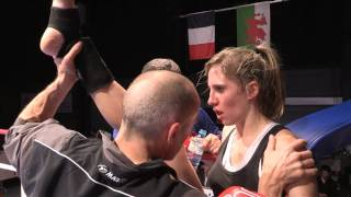 Iman Barlow vs. Lizzie Largilliere - Explosion Fight Night