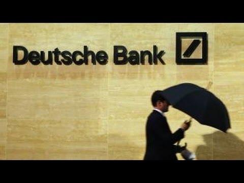 Deutsche Bank not another Lehman moment?