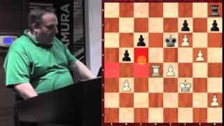 Rook & Pawn Endgames - GM Ben Finegold - 2014.12.30