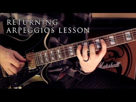 'Returning' Arpeggios Lesson - JMP