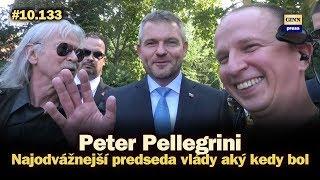 Peter Pellegrini - najodvážnejší predseda vlády aký kedy bol #10.133