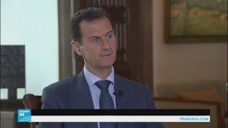 بشار الأسد: الولايات المتحدة ليست جادة في قتال الإرهاب