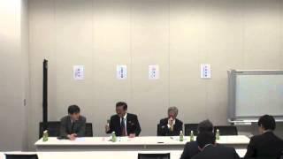 20131115「会社法改正に関する緊急提言」万年野党