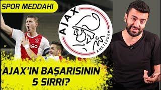 Gerçek Hikaye: Türkiye'den Neden Ajax Çıkmaz?   Spor Meddahı