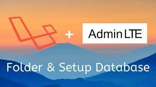 Fungsi Masing-Masing Folder Laravel dan setup databasec - Laravel 5 7 + Admin LTE
