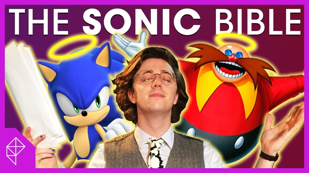 Every Sonic Game Is Blasphemous Unraveled Youtube