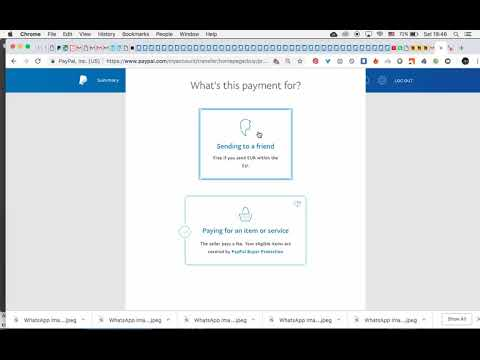 Transfer money from paypal to bank account charges