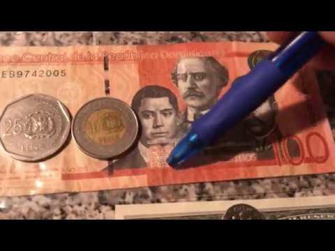 Cuánto Es 135 Pesos Dominicanos En Euro, En Dólar Y En Peso Mexicano