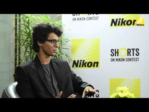 Interview with #ShortsOnNikon 1st Winner - Abhilash Sudheesh