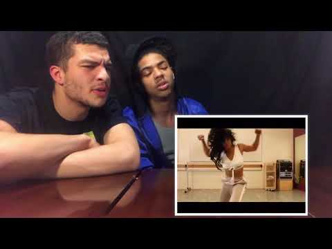 Song Goes Off | Trey Songz | Aliya Janell Choreography | *REACTION*