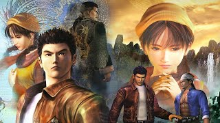 Shenmue I & II Re-Release Announcement Trailer