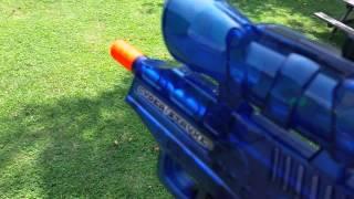 Cyber stryke airsoft gun