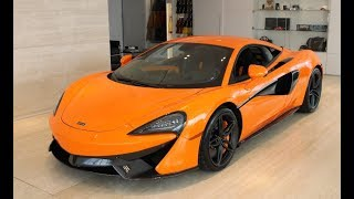 2019 McLaren 570S Review Test Drive, Price and Specifications Release