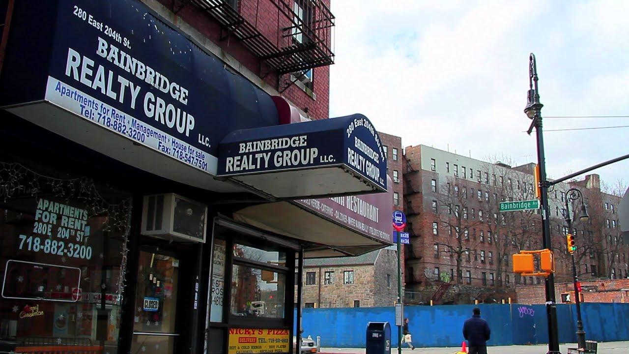 MuniNYC East 205th Street & Bainbridge Avenue Norwood Bronx