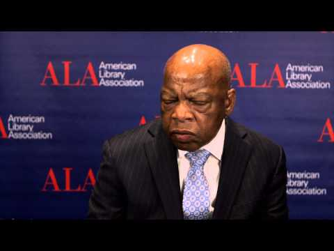 2013 ALA Annual Conference - John Lewis on Voting Rights Act