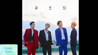 Gambar cover The Rose (더 로즈) - California('The 3rd Single Album'[RED])