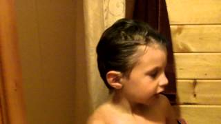 "6 Year Olds Critique of Suave ""No Tears"" Shampoo"