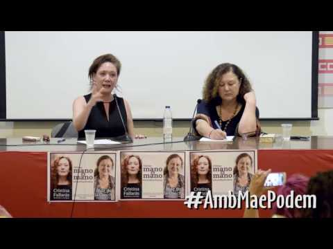 Mano A mano. Cristina Fallarás i Mae de la Concha