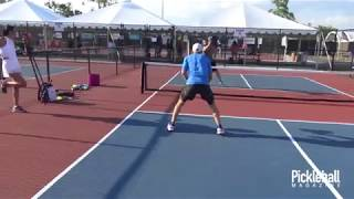 Pickleball Singles Drill: Sick Trx Singles