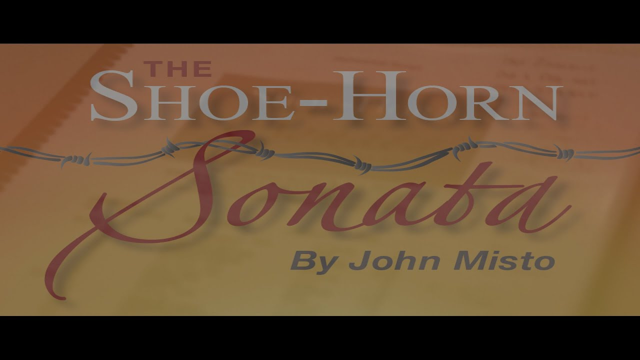 shoe horn sonata quotes In conclusion misto's successful use of dramatic devices implemented throughout 'the shoe-horn sonata  evaluation of key quotes  the ghost sonata  shoe.