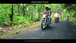Bike Ride to Mukutmanipur | Mukutmanipur Tourism | Best tourist destination | Adventure Tourism