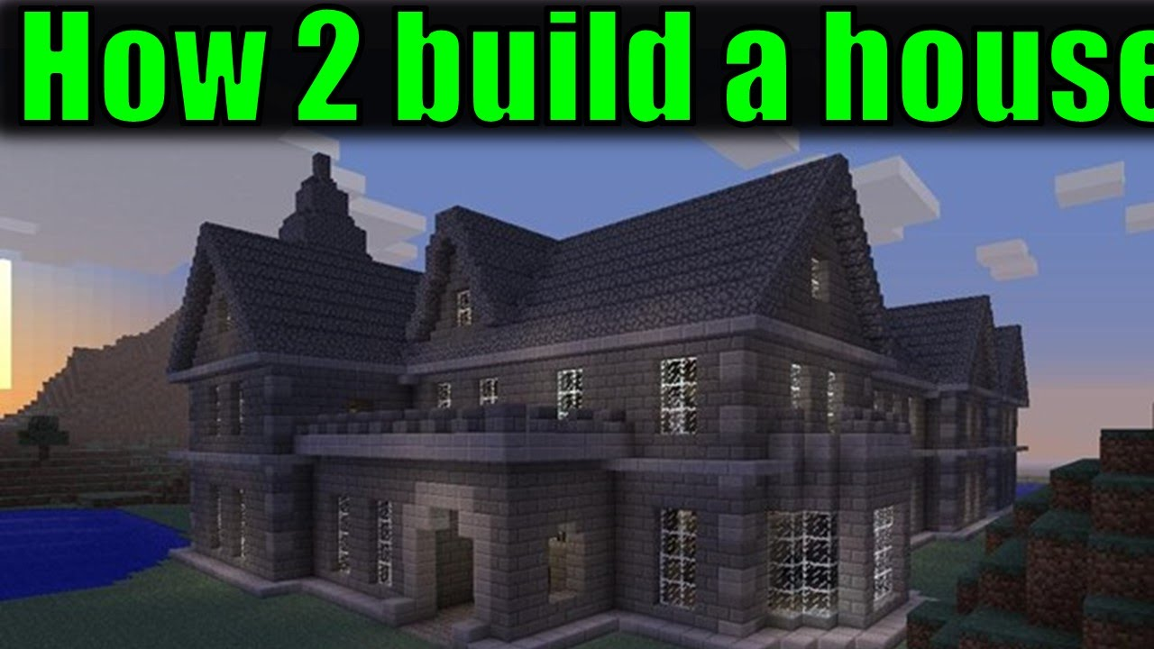 April Fools Prank How 2 Build A House In Minecraft