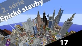 Minecraft - Epické stavby E17S02 - Burj Khalifa