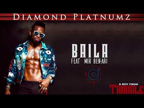 diamond-platnumz-ft-miri-ben-ari---baila-(official-audio)