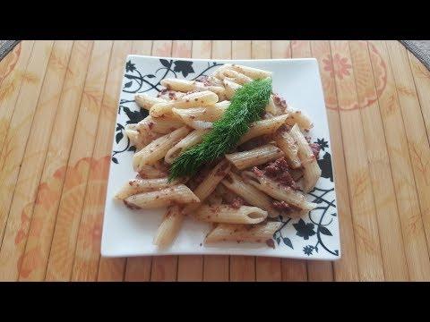 Рецепт спагетти с тушенкой в мультиварке