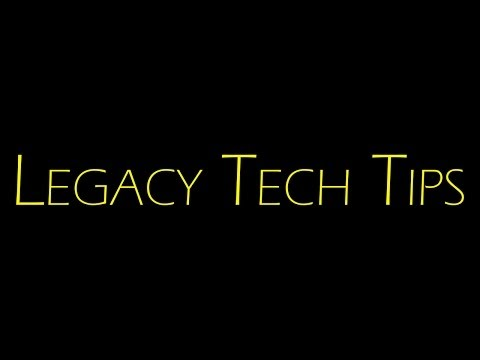 Legacy Tech Tips - Dirty Boxing With Bob The General Perez