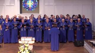 """First Baptist Church, Kingsport, TN Sounds of Faith """"Sweeter As the Days Go By"""""""