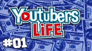 DER GRÖSSTE YOUTUBER DER WELT! | Youtubers Life #1